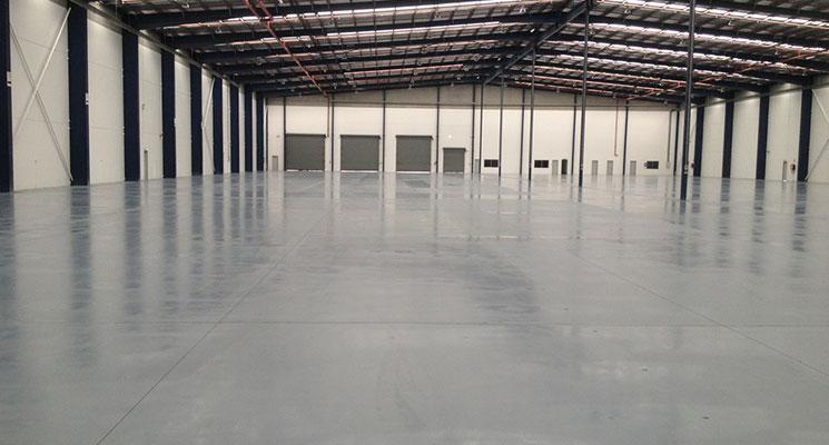 Industrial-floors